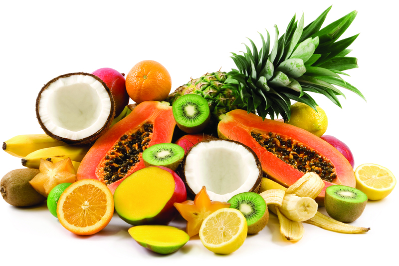 Fruits exotiques tous les fruits - Image fruit exotique ...